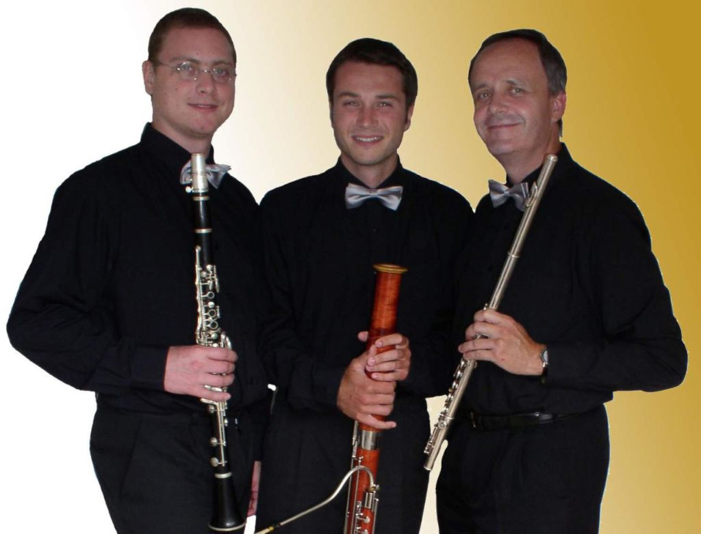Dechové trio